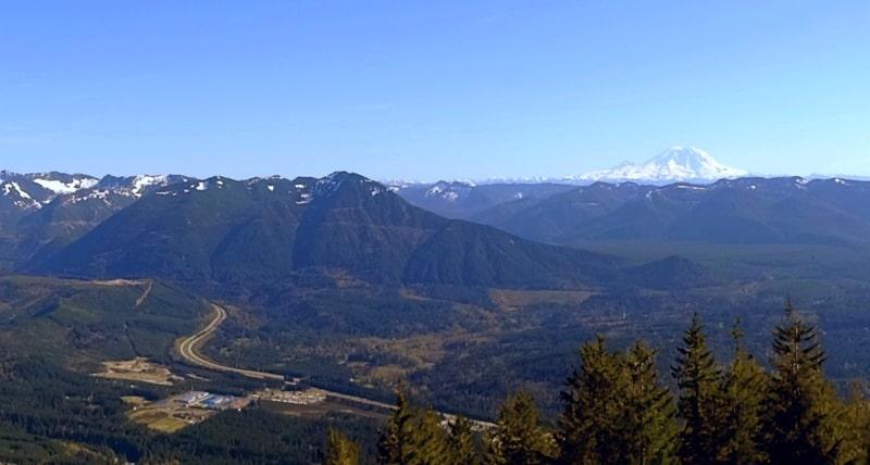 Mount Si Trail