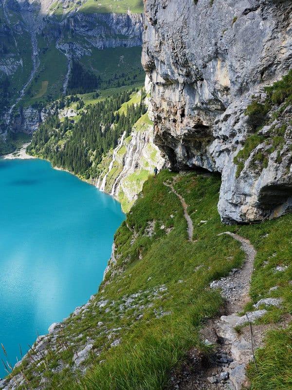 oeschinen to Oberbaergli