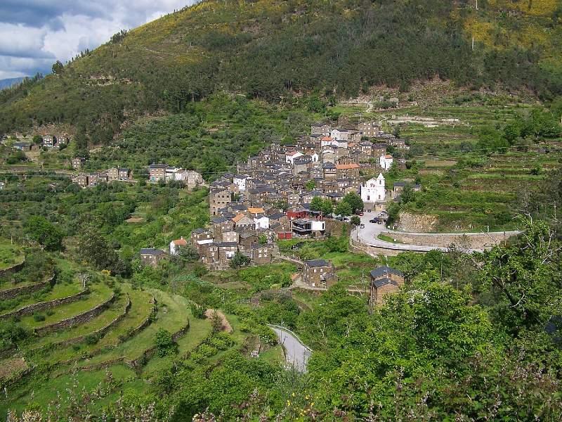 Piodao Village GR22
