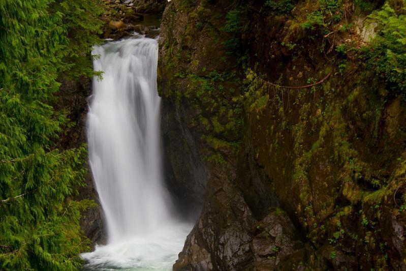Wallace Upper Falls