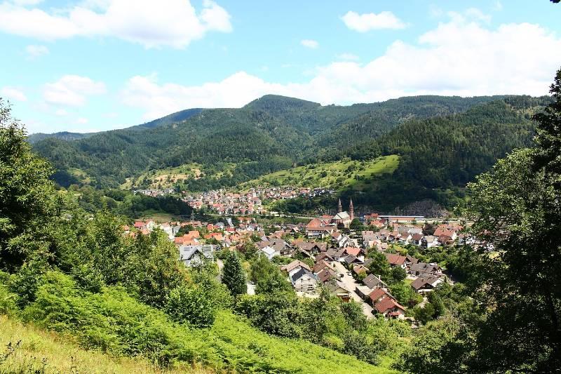 Westweg Murg Valley