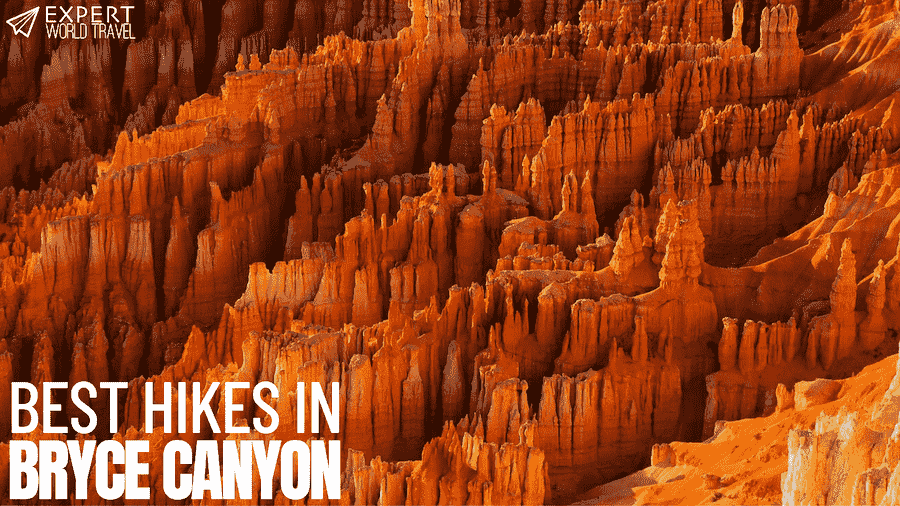best hikes bryce canyon