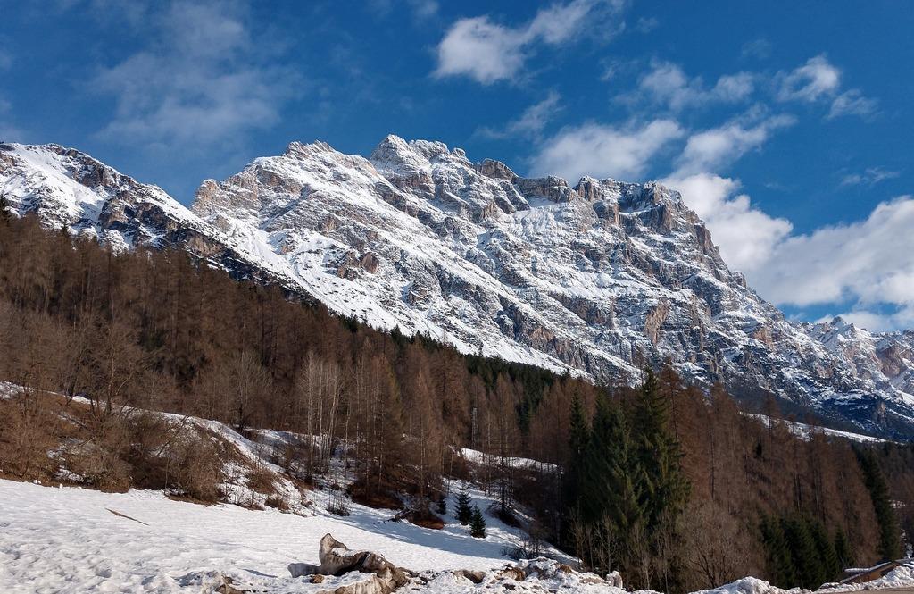 cortina Best Ski Resorts Alps