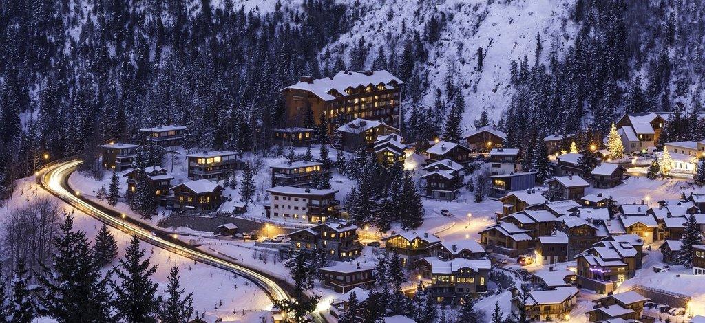 courchevel Best Ski Resorts Alps