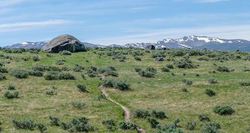 Glacial Boulder Trailhead