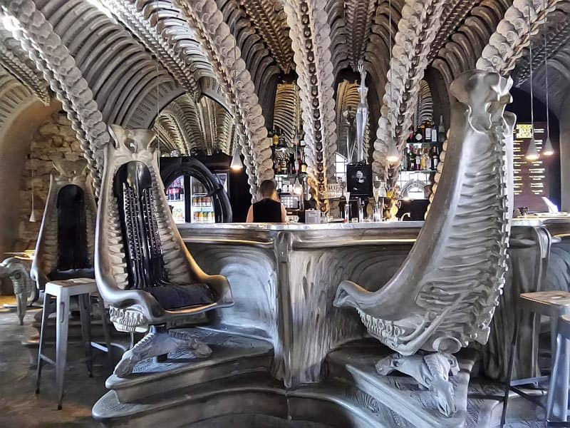 hr giger bar gruyere