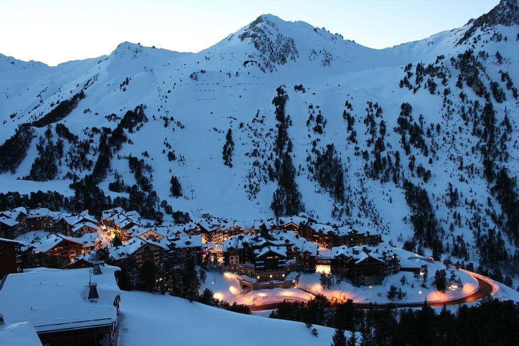 Les Arcs Best Ski Resorts Alps
