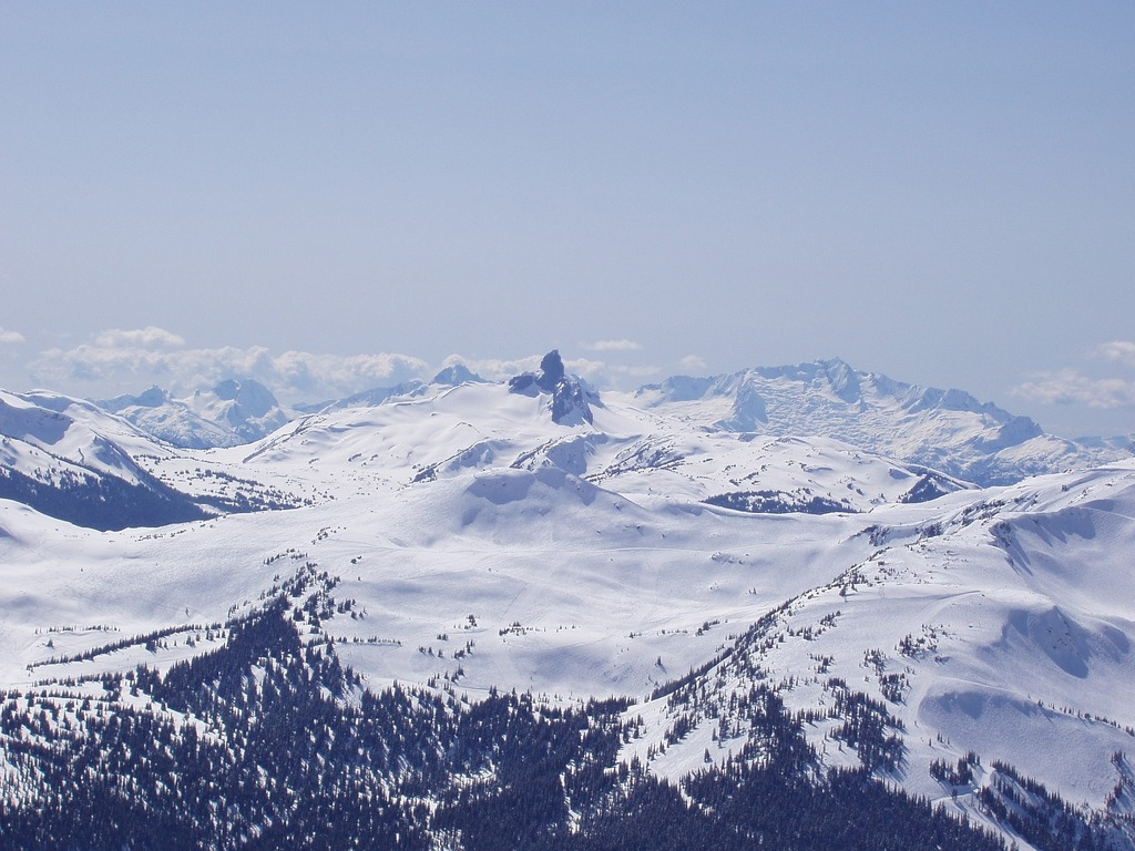whistler best ski resort canada