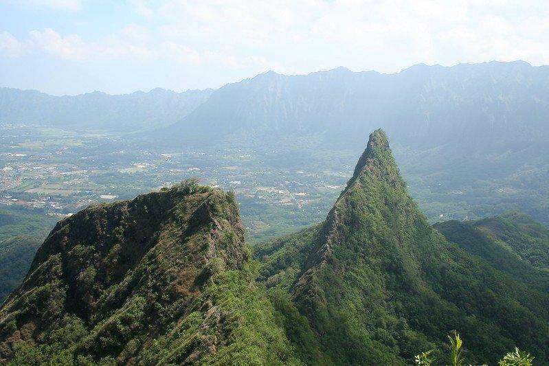 Olomana Trail
