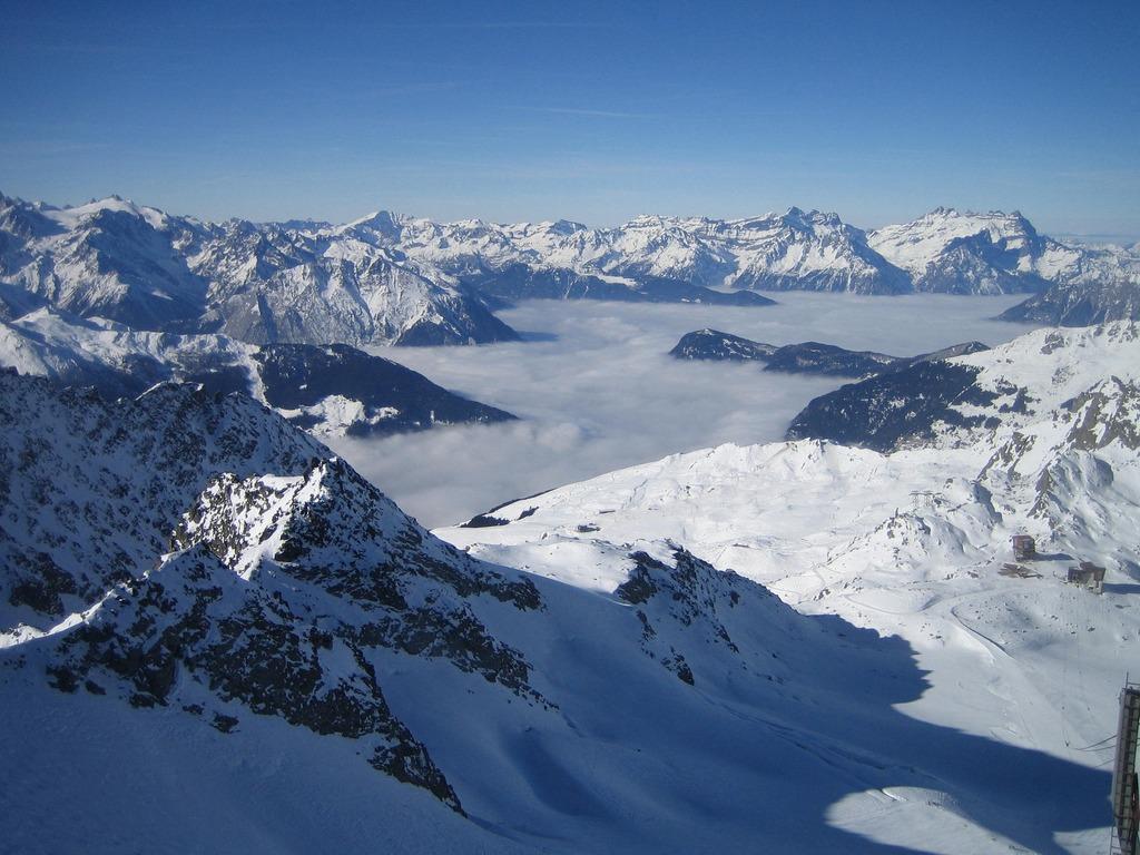 Verbier Best Ski Resorts Alps