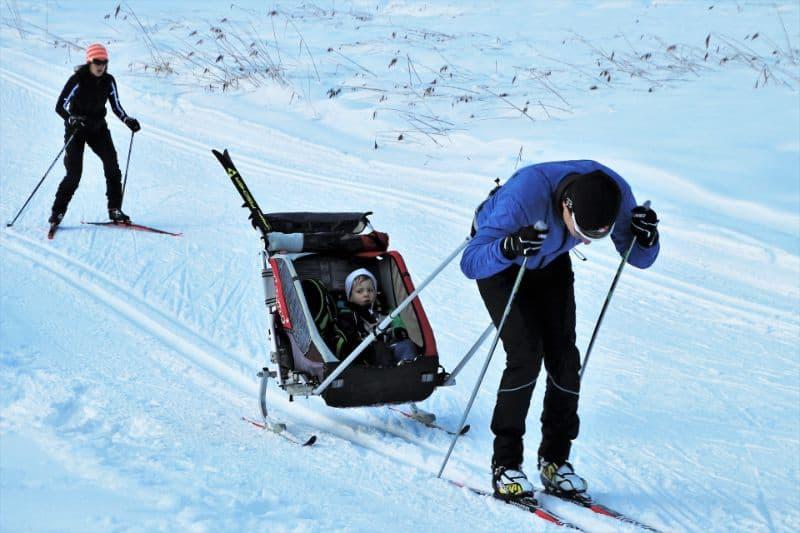 family ski resort europe