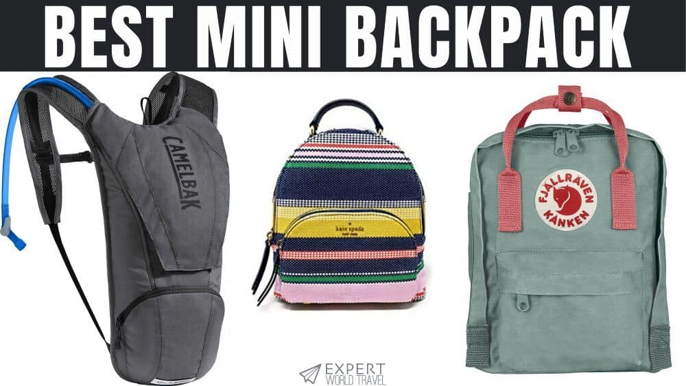 Best Mini Backpack