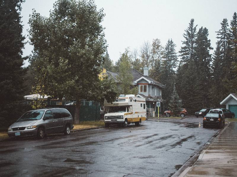 Campervan Road