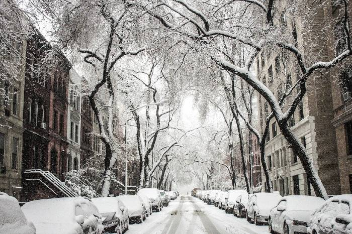 NYC Winter