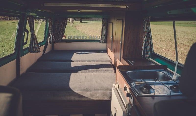 Van Space