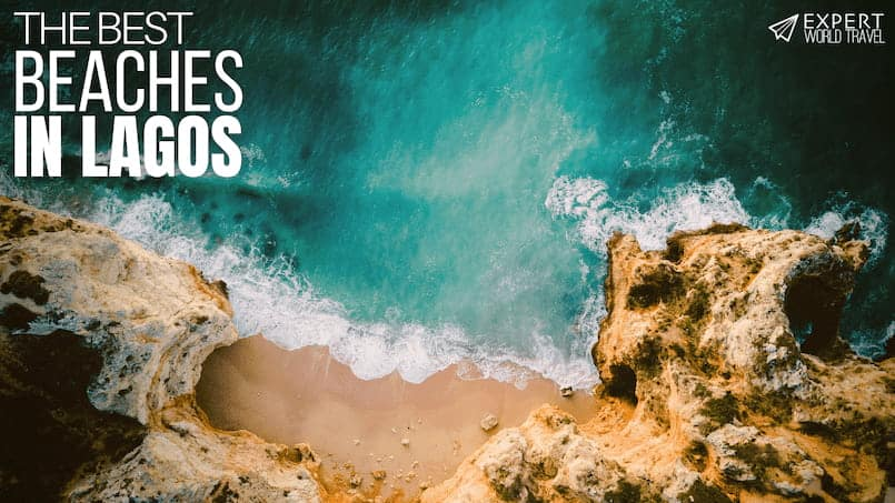 best beaches in lagos, portugal