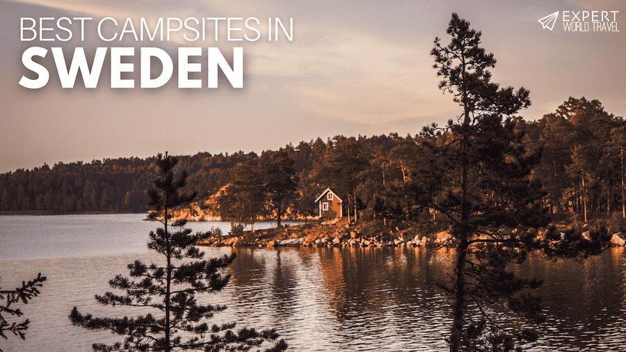 best campsites in sweden