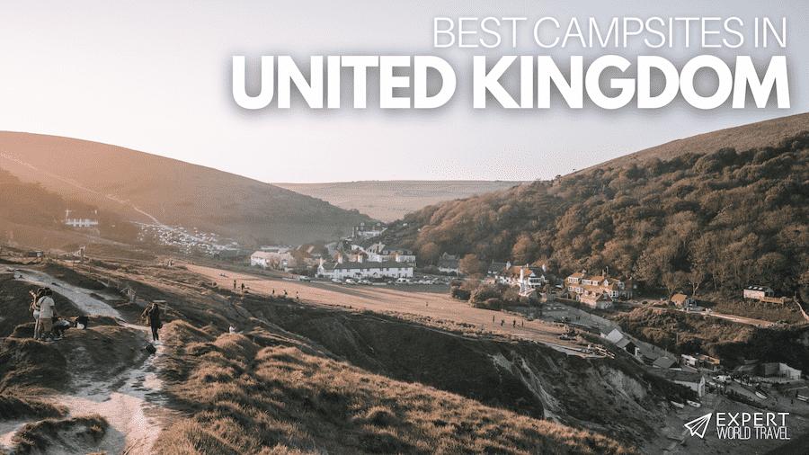 best campsites in uk