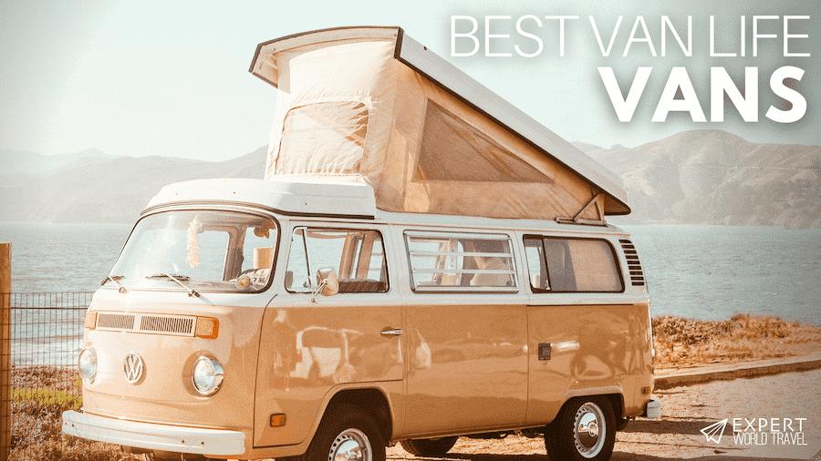 best van life vans