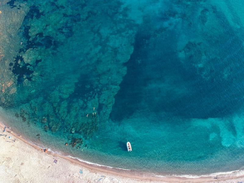 Corsica Aerial