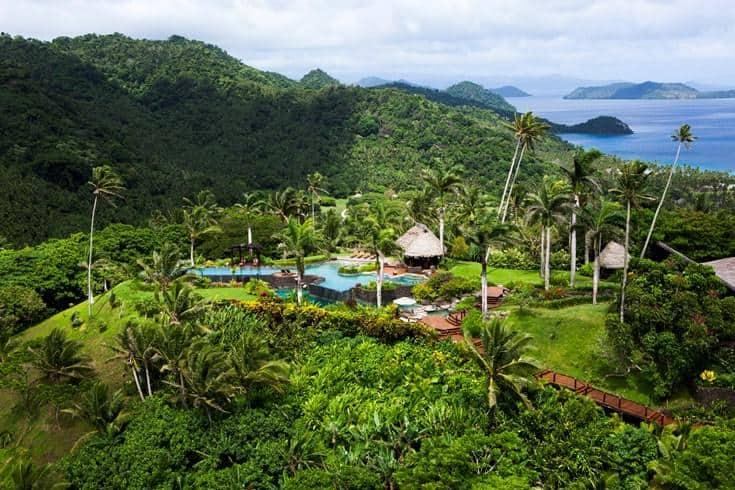 Fiji Hilltop Villa