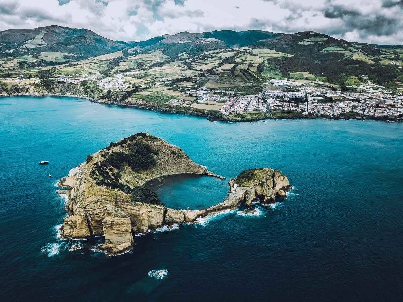 Franca do Campo Azores