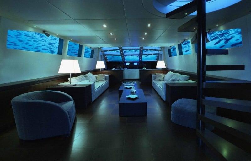Lovers Deep Submarine Hotel