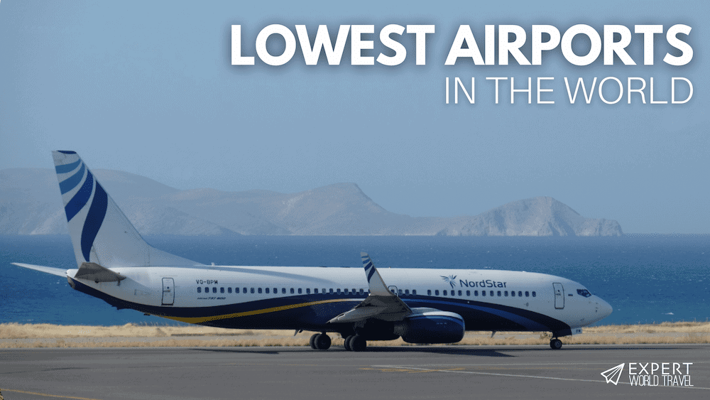 lowest airports