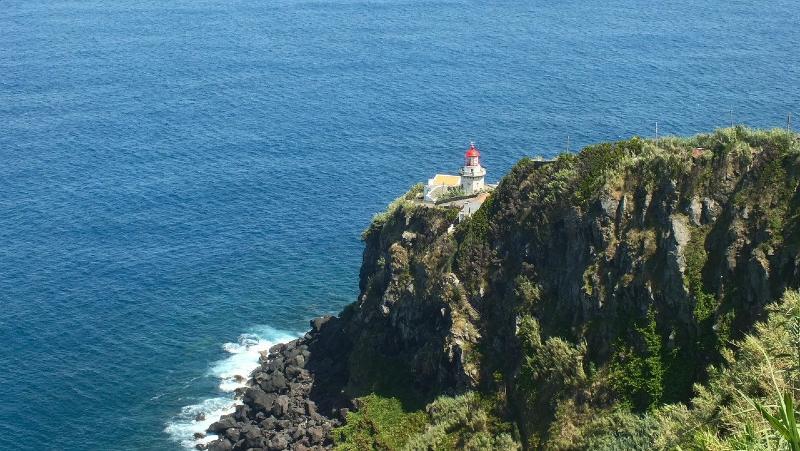 Sao Miguel Lighthouse