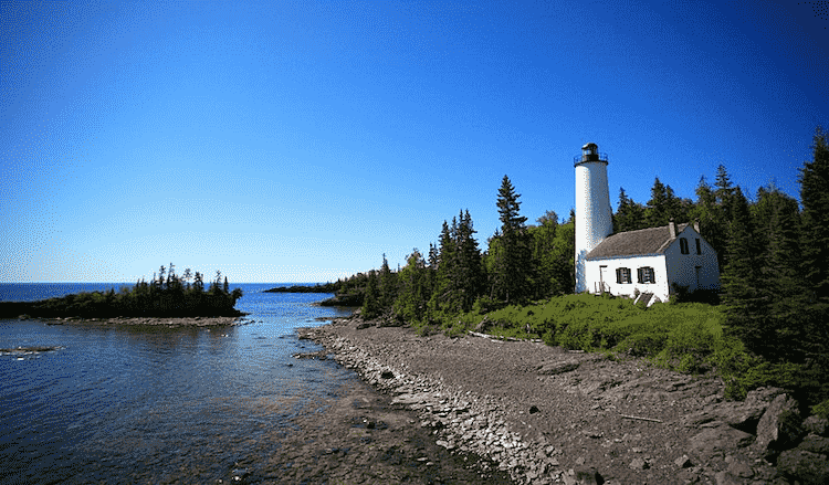 Best National Parks Near Chicago Isle Royale