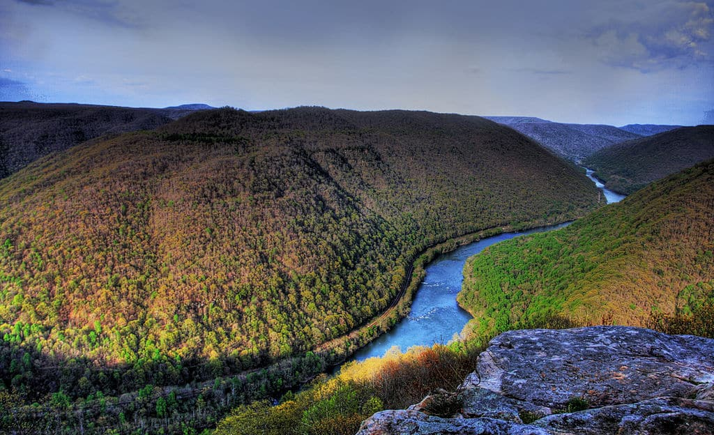 New River gorge NP