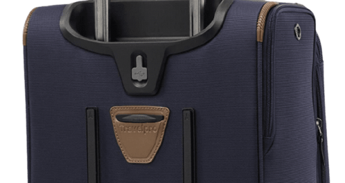 Travelpro Crew11 Review Softside USB Port