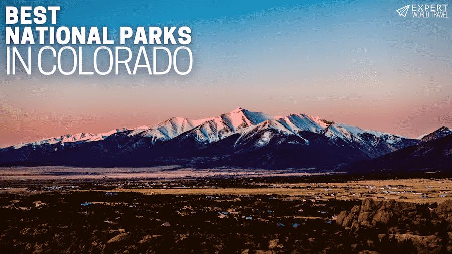 best national park colorado
