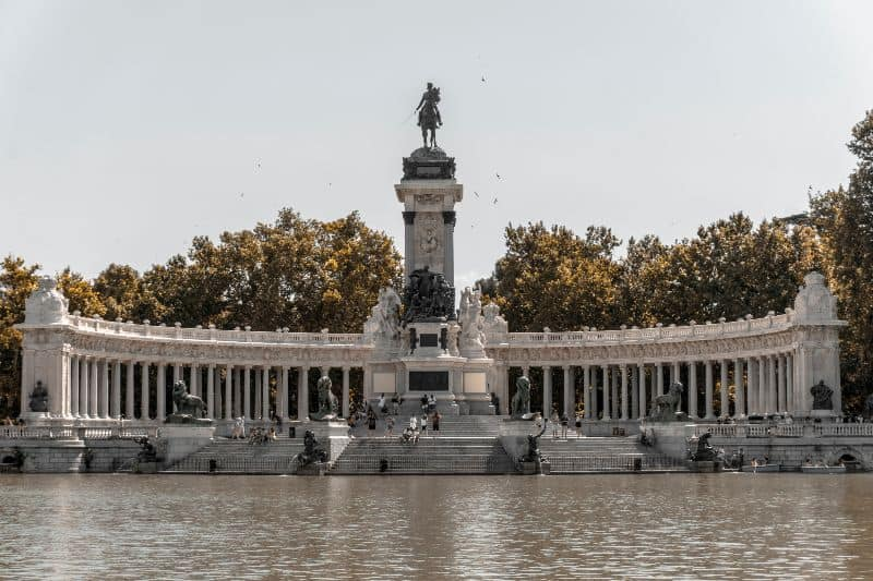 Madrid El Retiro