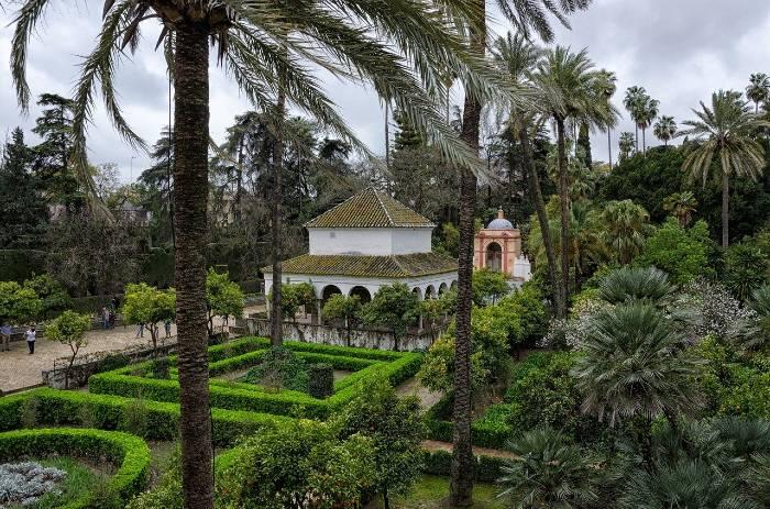 Royal Palace Seville