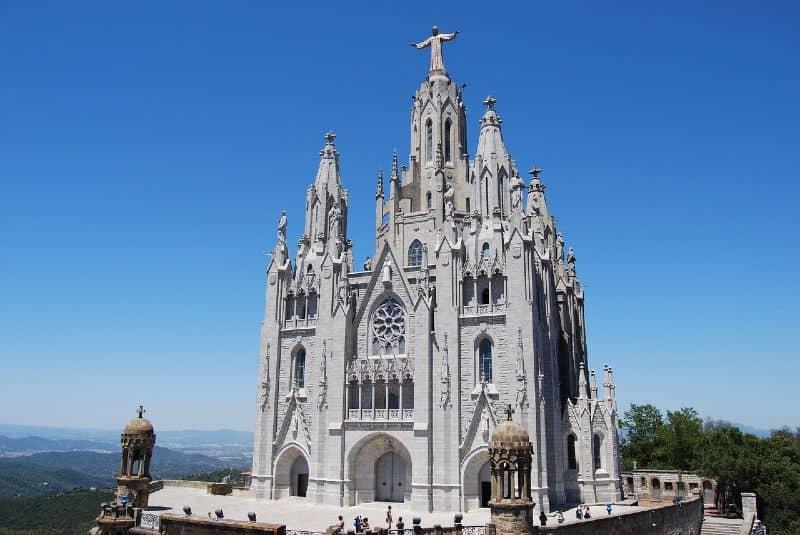 Tibidabo Cathedral