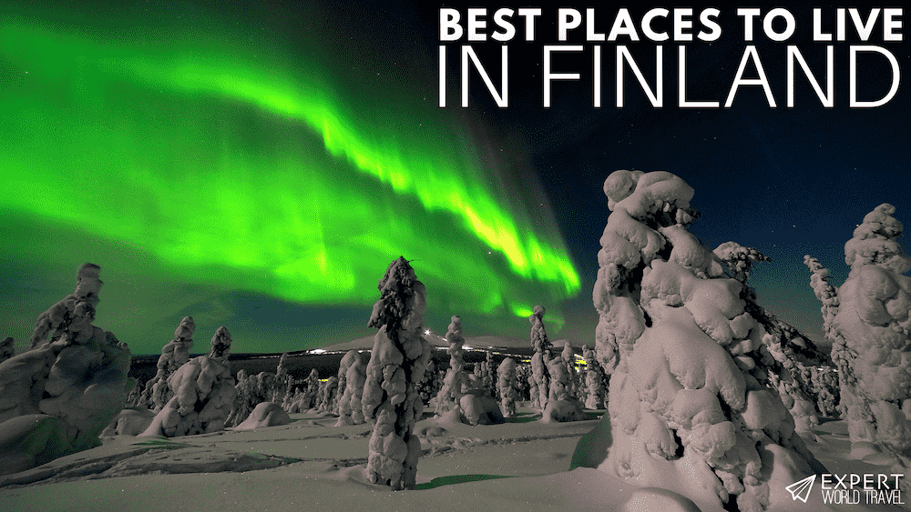 Best Places To Live In Finland