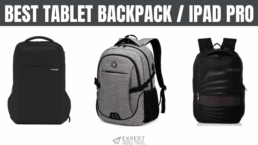 best tablet backpack