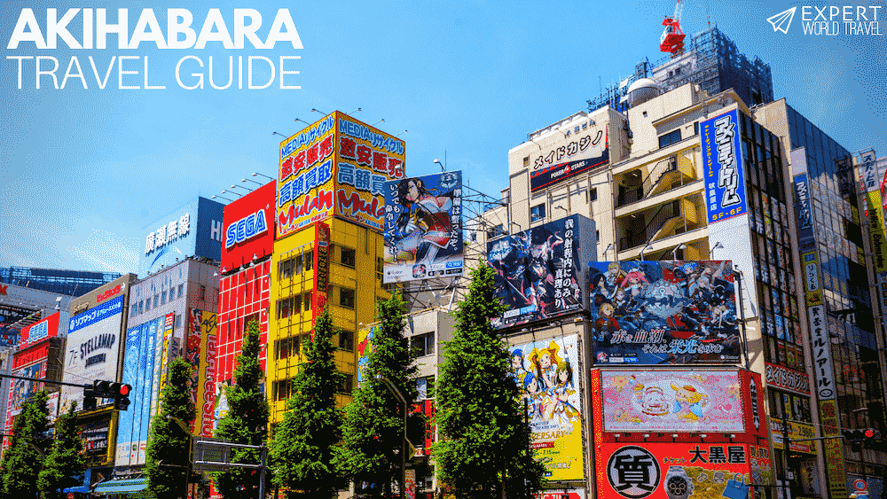 akihabara travel guide