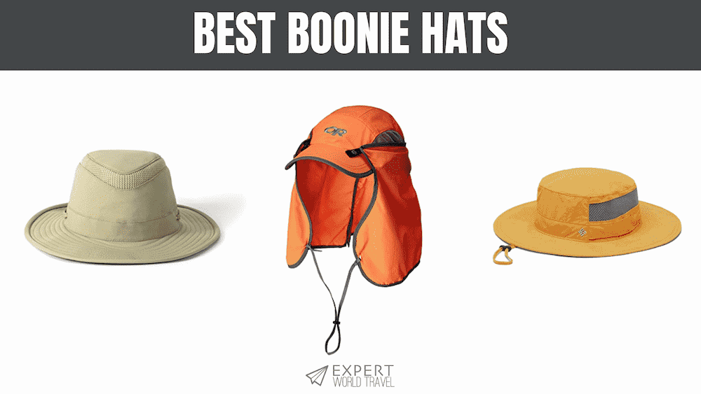 best boonie hats for hiking