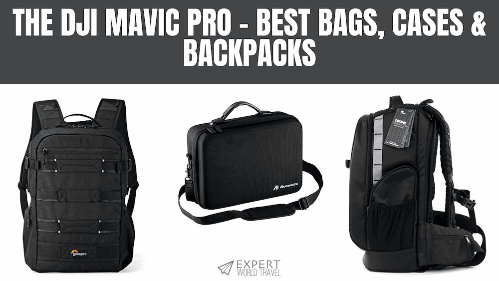best dji mavic pro bags case backpack