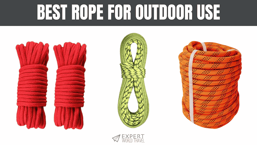 best rope for outdoor use