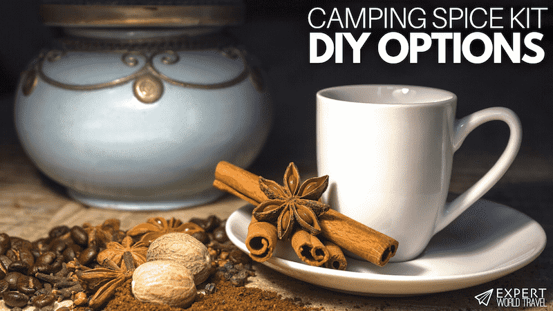 camping spice kit