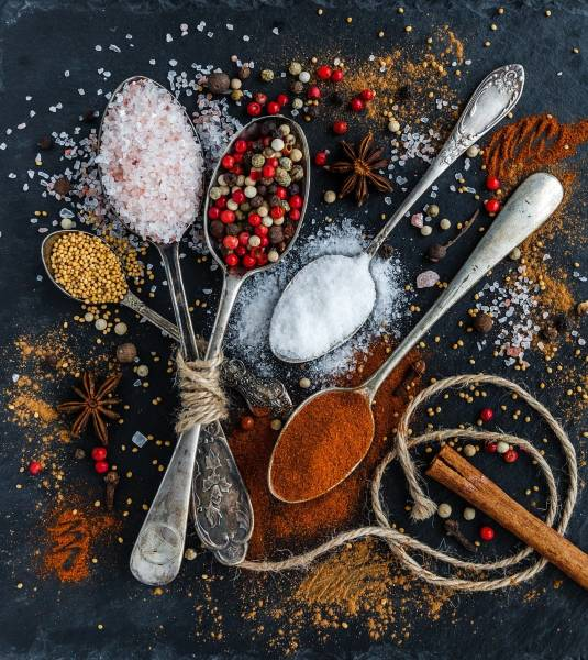 Camping Spices