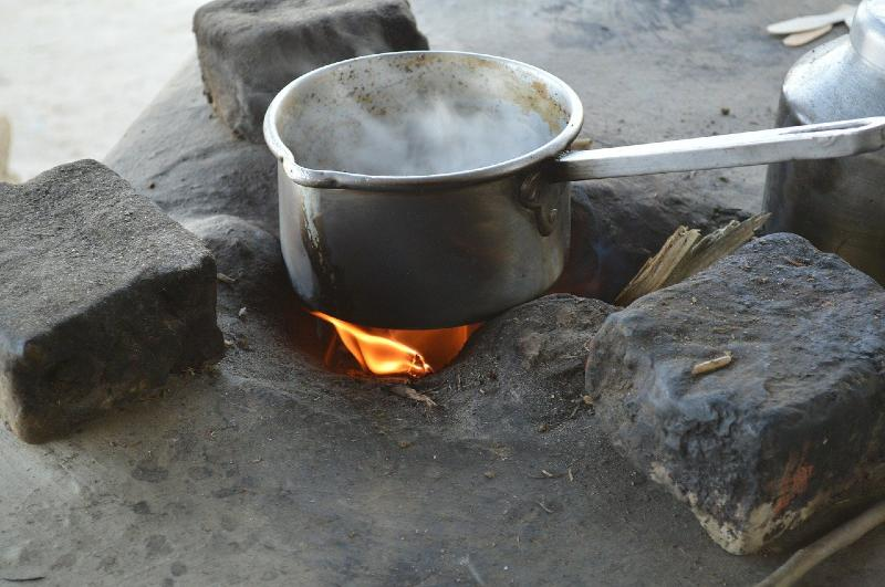 Cooking With Rocks