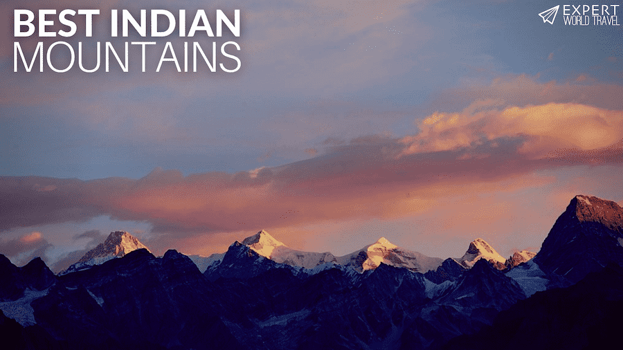 best indian mountains