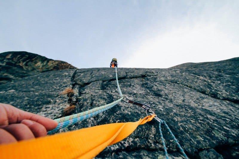 Rock Climbing Ropes