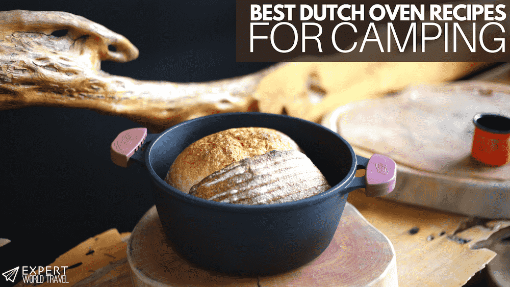 Best Dutch Oven Recipes For Camping
