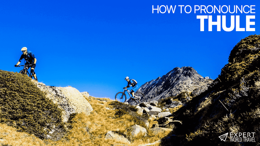 how to pronounce thule