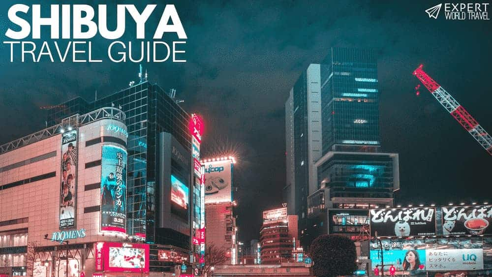 Shibuya Travel Guide